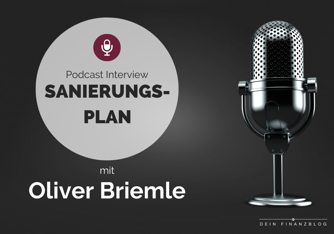 Podcast Interview mit Oliver Briemle