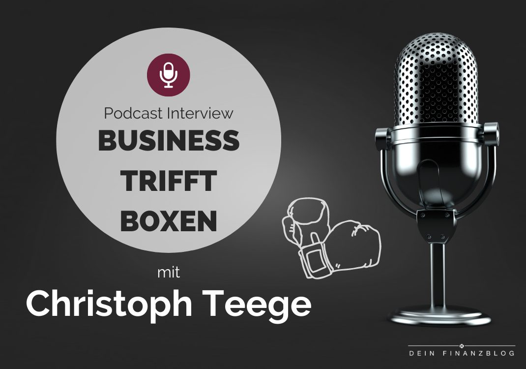 Podcast Interview mit Christoph Teege